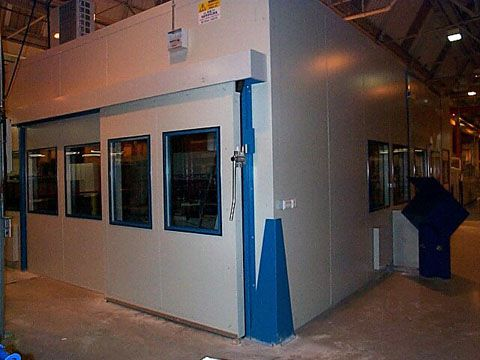Acoustic Doors | Commercial Soundproof Doors | AGS Noise