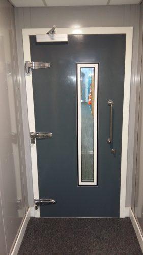Acoustic Door 20161102_114948