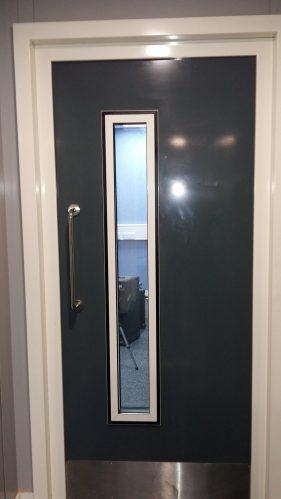 Acoustic Door 20161102_115026